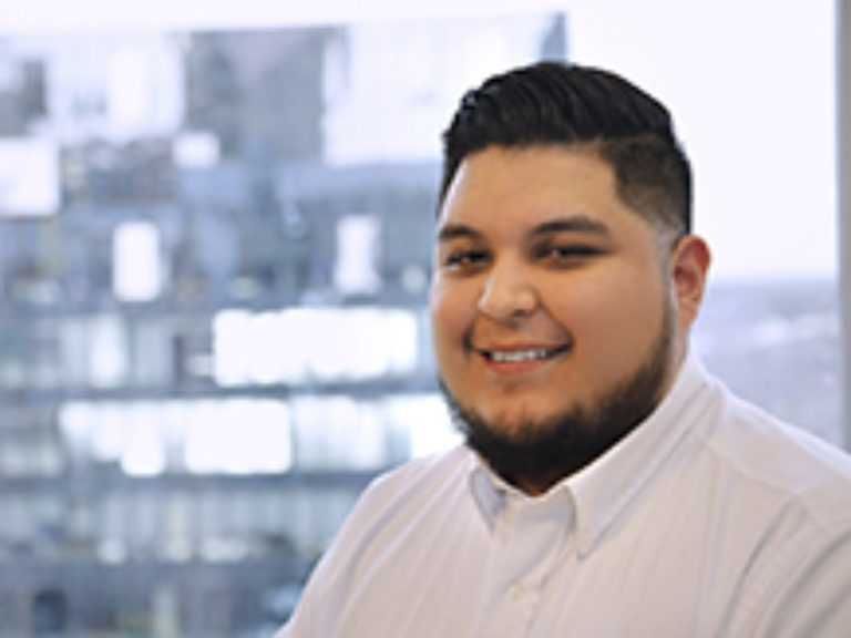 Staff Member Emanuel Lopez