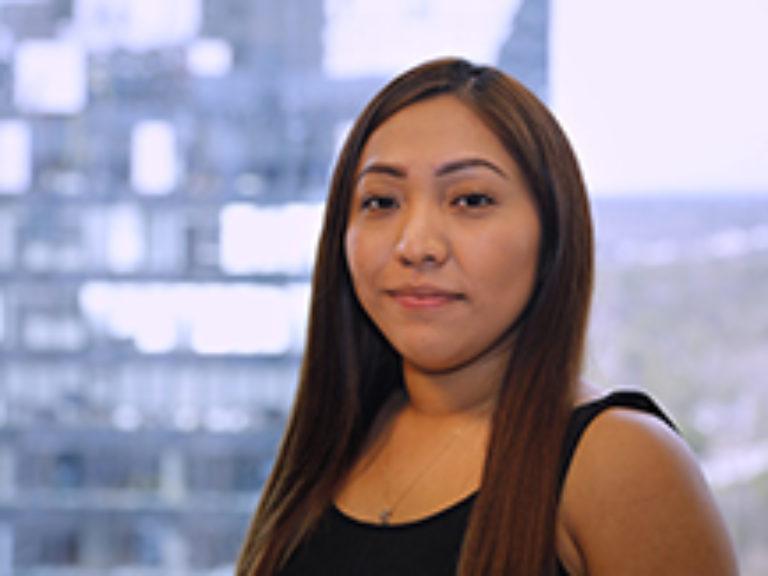 Staff Member Marily Barragan