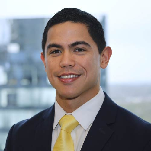 Attorney Jeremy Pinderes