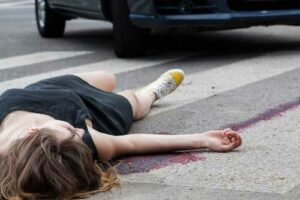 traffic accident in Bibb County