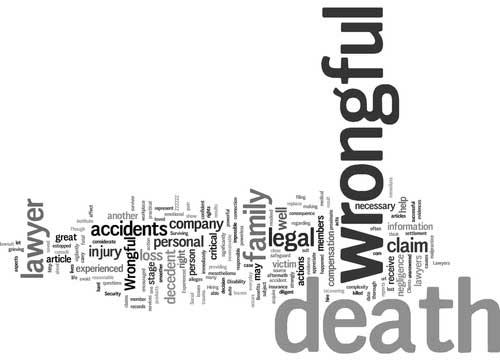 Atlanta Wrongful Death Lawyer