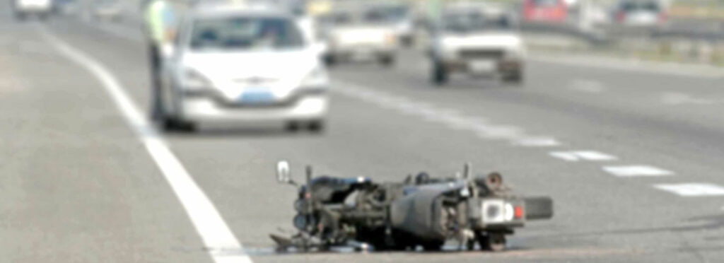 Motorcycle Crash in Albany