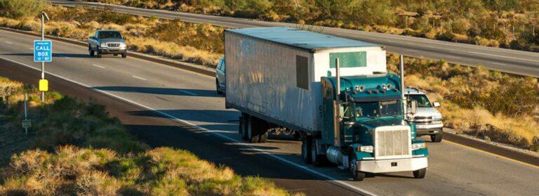Truck Carrying Vidalia Onions