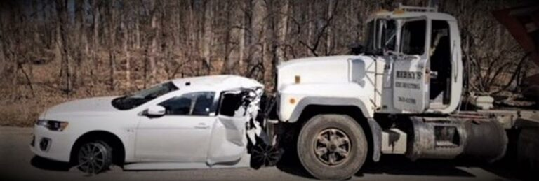 traffic collision in Bartow County