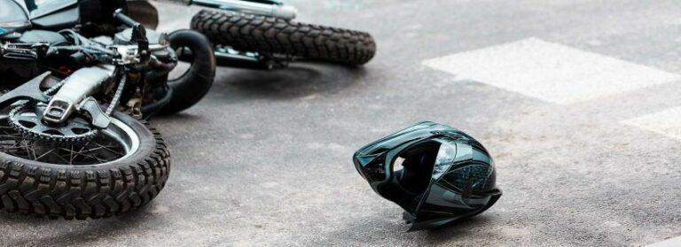 Canton Road Auto-Motorcycle Collision