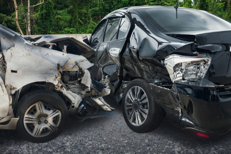 collision in Cobb County