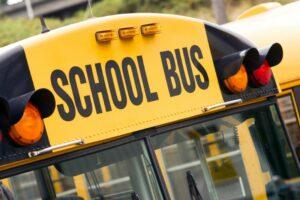 Evans County School Bus Accident