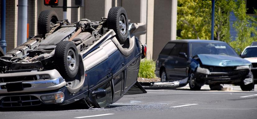 car accident-sue-at-fault