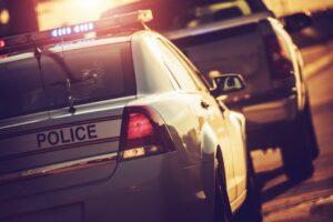 Stolen Car Accident in Savannah