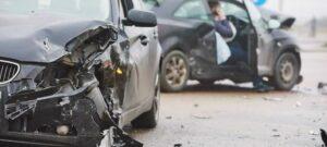 Vehicle Collision on Highway 11