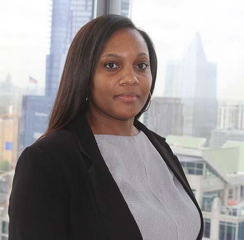 Attorney Johnisha Sterling